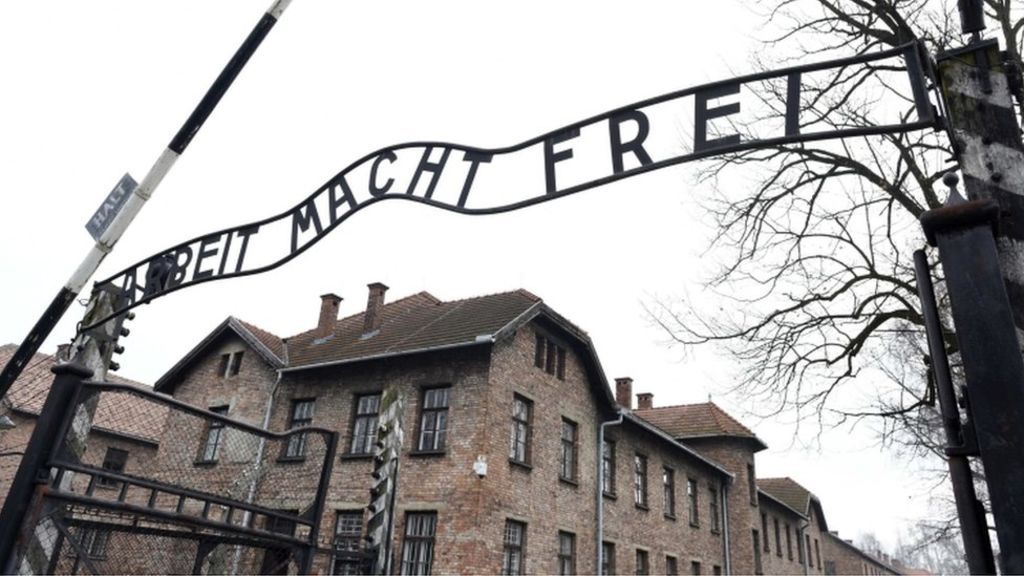 Naked Auschwitz demonstrators who killed sheep convicted